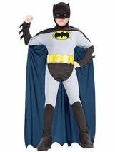 Rubies DC Comics Batman Classic Dark Knight Child Boys Halloween Costume... - $29.29
