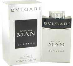 Bvlgari Man Extreme 3.4 Oz Eau De Toilette Cologne Spray image 2