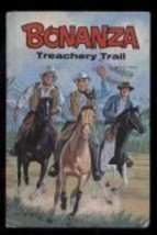 Bonanza: Treachery Trail [Hardcover] [Jan 01, 1... - $8.98