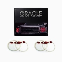 Oracle Lighting CH-MA0812-R - Chevrolet Malibu LED Halo Headlight Rings - Red - $152.15