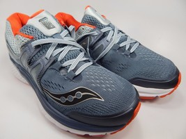 Saucony Hurricane ISO 3 Men's Running Shoes Sz US 9 M (D) EU 42.5 Gray S20348-4