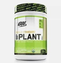 Optimum Nutrition Gold Standard 100% Plant Protein 1.5 Lb Pick Flavor - $27.10