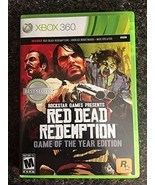 Red Dead Redemption: Game of the Year Edition - Xbox 360 - $22.49