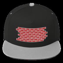 brick by brickhat / brick by brickFlat Bill Cap image 3