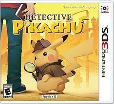 Detective Pikachu - Nintendo 3DS [video game] - $31.66