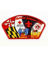 2005 Boy Scout National Jamboree Baltimore Area Council American Red Cro... - $9.85