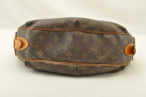LOUIS VUITTON Monogram Tolum GM Shoulder Bag M40075 LV Auth mk014 image 9