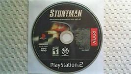 Stuntman (Sony PlayStation 2, 2002) - $4.45