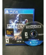 Star Wars: Battlefront II (Sony PlayStation 4 PS4  - $10.88