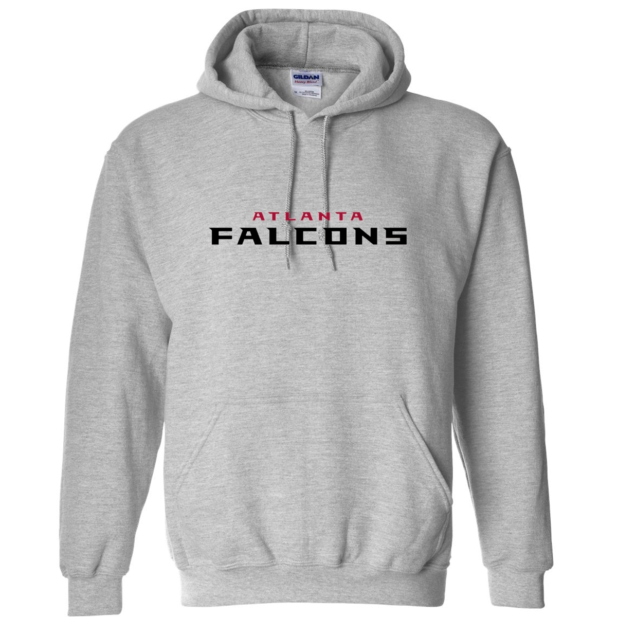 00019 FOOTBALL American football Atlanta Falcons Hoodie