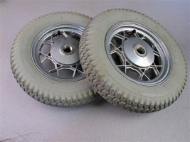 "Invacare - Storm TDX3 -  Solid Tires Wheels - 13.5"" - For Powerchairs - $287.09"