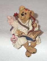 Boyd Bearstone Resin Bears Archer Straight Shot Figurine #227726 NEW IN BOX - $8.56