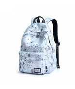 Backpack for girls, High School College Bags Student School Backpack by ... - $650,18 MXN