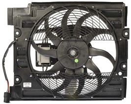 ENGINE COOLING FAN BM3113109 FITS 99 00 01 02 03 BMW 5 SERIES 4.4L-V8 image 2