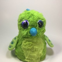 Spin Master Hatchimals Electronic Interactive Plush Toy Draggle Green Dr... - $9.89