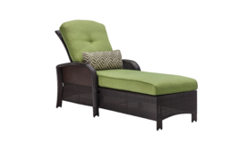 Hanover Strathmere Woven Chaise Lounge Chair - $1,999.99