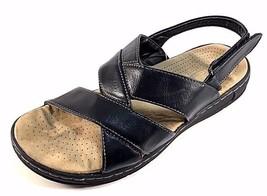 Rocus Comfort JF1-31 Black Men's Sandals - $34.00