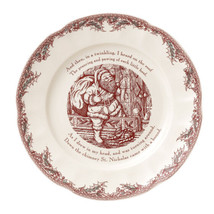 Johnson Brothers Twas the Night Round Serving Plate 31 cm NEW IN THE BOX - $49.49
