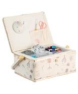 StorageMaid Sewing Basket with Bonus Travel Kit – All Essential Mending ... - $24.95