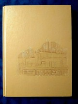 "Vintage Yearbook - Perry Meridian High School ""Passages"" Indianapolis 9x... - $29.65"