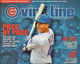 Anthony Rizzo Cover PhotoArt Chicago Cubs All-Star Var Size Mounting Options - $3.99+