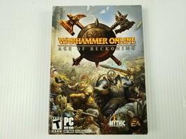 Warhammer Online: Age of Reckoning (PC, 2008) - $13.99
