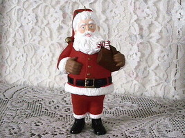1996 Santa Claus Hallmark Club Ornament - $21.49