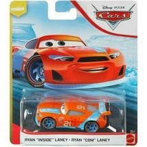 "Disney Pixar Cars ""Ryan 'Inside' Laney - Ryan 'Com' Laney"" Toy Car"