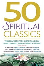 50 Spiritual Classics: Timeless Wisdom From 50 Great Books of Inner Disc... - $29.99