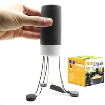 3 Speeds Mixer Automatic Stick Blender Stir Hands Cordless Utensil Home... - $13.93