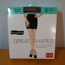 No Nonsense Women's Shaping Tight, Suntan, B, Suntan, Size B - $8.15