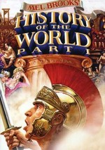 History of the World Part I Mel Brooks DVD TV First Moses Nero French Re... - $22.76