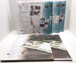 Creative Memories Scrapbook Page Refill & Page Protector Lot 6 Piece RCM... - $149.59