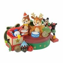 Disney LED Light Mickey & Friends CHRISTMAS SANTA'S GIFTillumination Chi... - $74.25