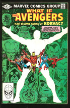 WHAT IF #32 AVENGERS 1982 KOVAC Marvel Comics 36 pages Fine range - $39.60