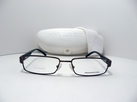 New Stainless Steel Diesel Eyeglasses DS 0152 XK4 DS0152 - $71.24