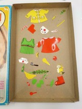Colorforms Toy Set 589 Little LuLu Dress Up Incomplete 1974 Outfits Doll... - $19.99