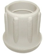 "Reinforced 1/2"" Heavy Duty Rubber Tip for Canes/Crutches/Walkers - $4.66"