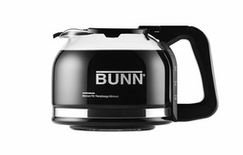 BUNN Pour-O-Matic 10-Cup Replacement Carafe 49715.0100 Fits BX GRB NHS G... - $21.30 CAD