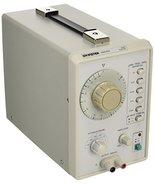 GW Instek GAG-810 Audio Generator, 10Hz to 1MHz Frequency Range - $231.00