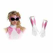 Disguise Rose Power Rangers Kit Accessoire Adulte Femmes Déguisement Hal... - $16.80