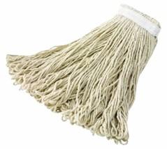 Rubbermaid Commercial Cut-End Cotton Mop, 3 Piece - $33.19