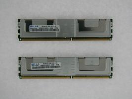 Samsung 4GB 2X 2GB DDR2 PC2-5300FB-DIMM 240Pin 667MHz Server M395T5750EZ4-CE66
