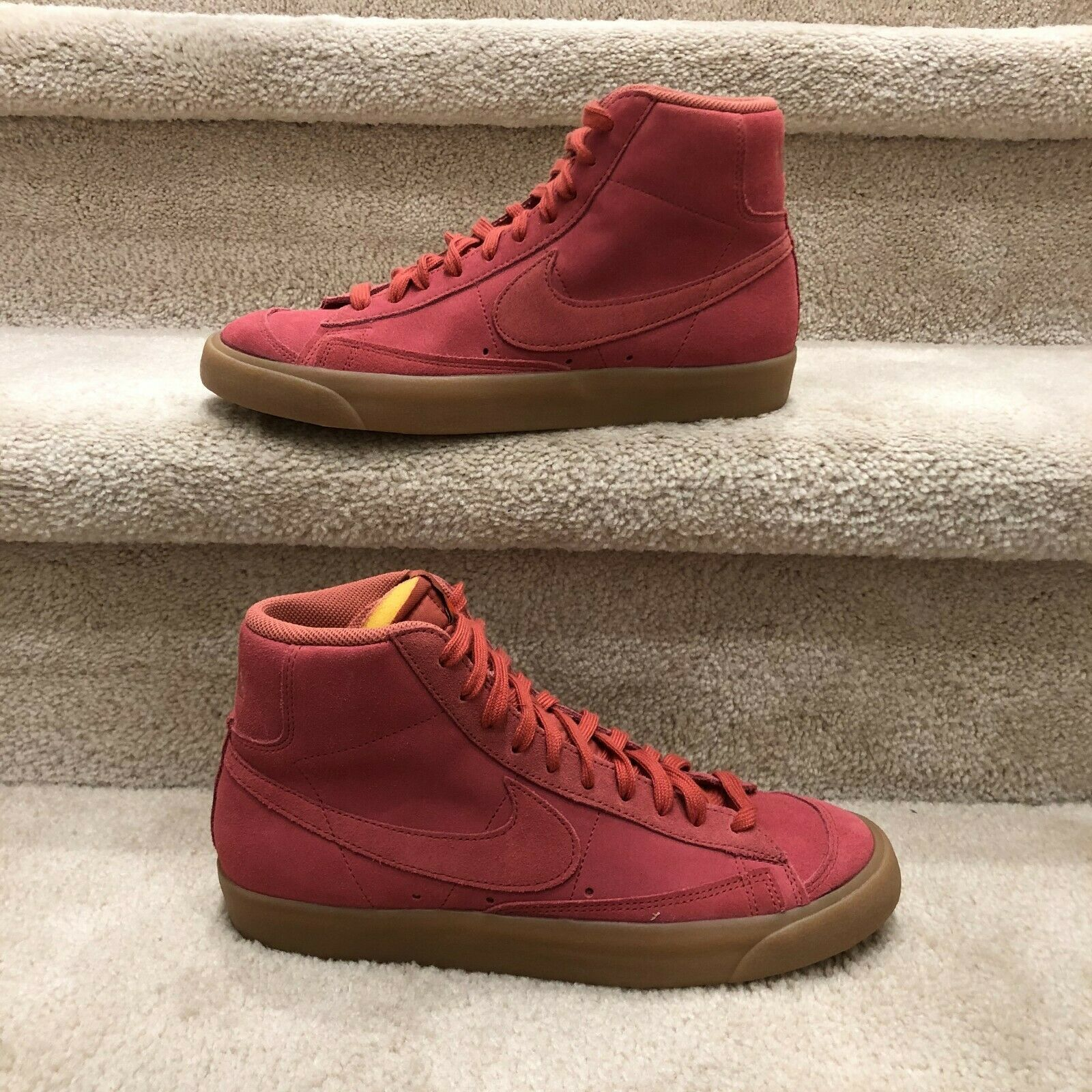 Primary image for Nike Blazer Mid 77 Suede Light Redwood MEN'S ATHLETIC SNEAKER CI1172-800