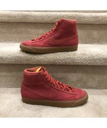 Nike Blazer Mid 77 Suede Light Redwood MEN'S HI-TOP ATHLETIC SHOE CI1172... - $79.99