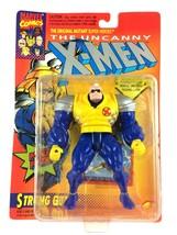 X-Men Strong Guy Action Figure Marvel ToyBiz Sealed VTG 1993 - $14.80