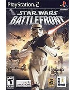 Star Wars: Battlefront (Sony PlayStation 2, 2004) Greatest Hits - $10.93