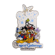 Mickey and Friends Disney Lapel Pin: Magical Gatherings - $12.90