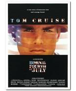 "Born On The 4th Of July Movie Poster 24x36"" - Frame Ready - USA Shipped - $17.09"