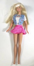 Vintage Strawberry Barbie, 1966, Strawberry Print Vest & Shirt, Indonesi... - $23.97